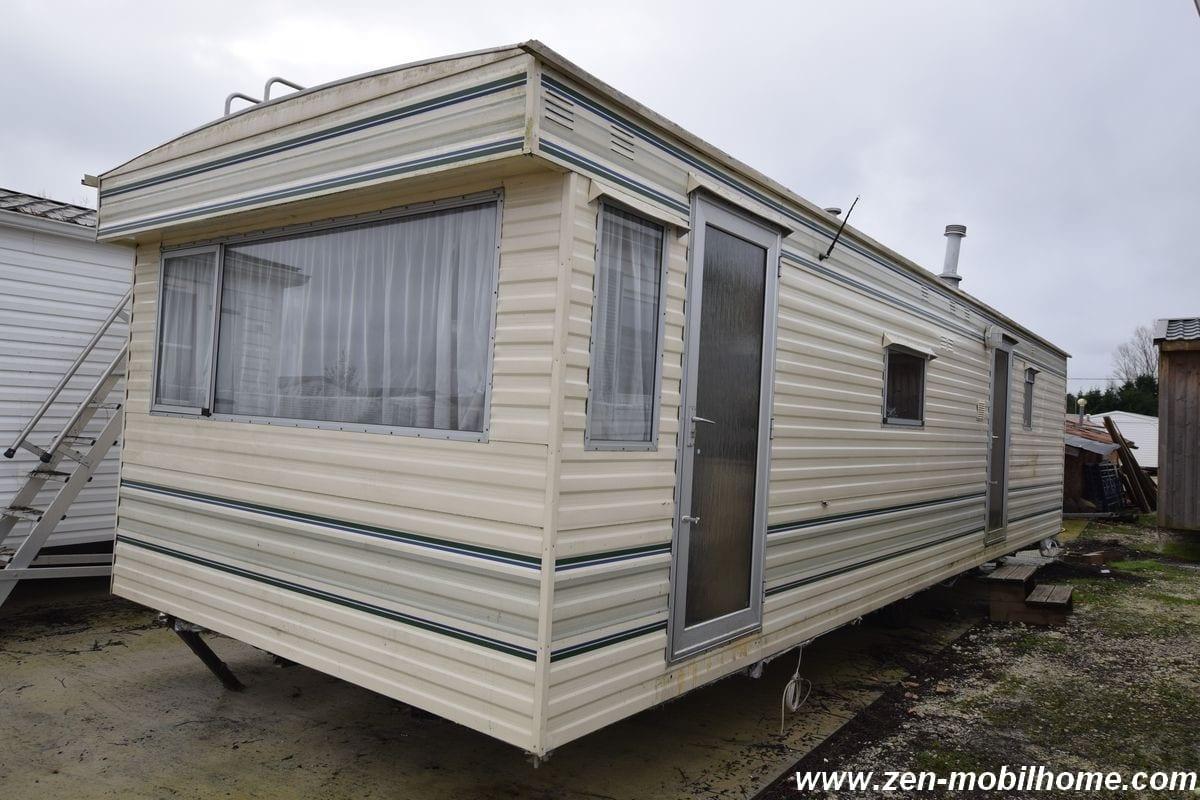 Bk conquest mobil home d 39 occasion 3 500 zen mobil homes for Prix fenetre panoramique