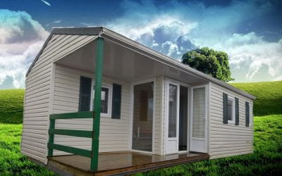 Louisiane Pacifique – Mobil home d'occasion – 7 000€