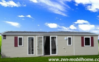 Trigano Intuition 40 – 2016 – Mobil home d'occasion – 25 000€