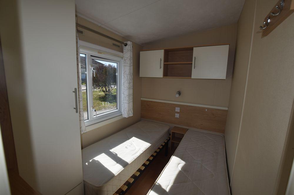 Victory Village - 2011 - Mobil home d'occasion - Zen Mobil homes - 3 chambres, 12x4m soit 45m² - Etauliers - 338250 - Gironde
