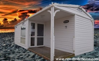 Irm Loggia – 2007 – Mobil home d'occasion – 8 000€