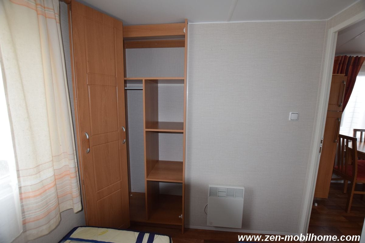 Irm Rubis - 2007 - Mobil home d'occasion - 13 500€ - Zen Mobil homes