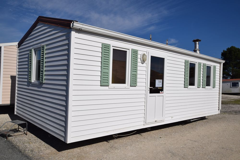Ohara 7.24 - 85 - Mobil home d'occasion - Zen Mobil homes
