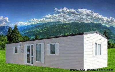 Cosalt Cascade – Année 2007 – Mobil home d'occasion – 13 500€ – 2 CHAMBRES