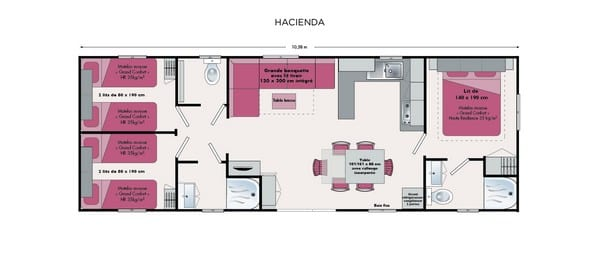 plan intérieur irm hacienda 2008