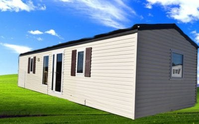 Willerby Villa Deluxe – 2009 – Mobil home d'Occasion – 13 000€ – 2 Chambres