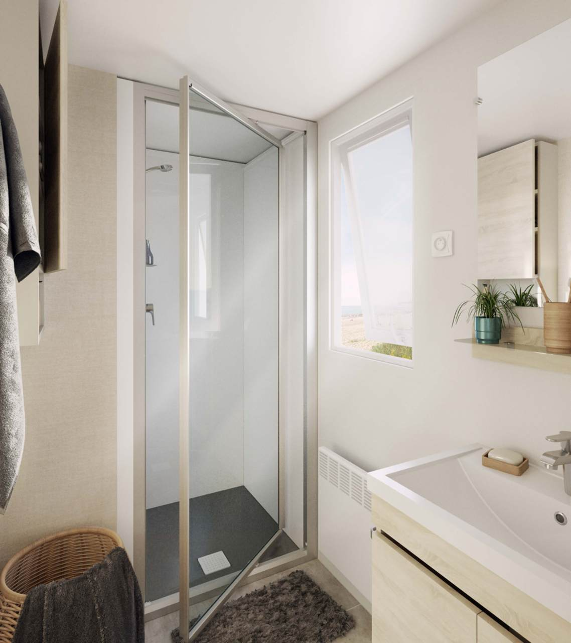 IRM AZALEE 2020 - Salle de bains