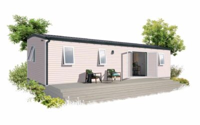 IRM AQUA 3 – 2022 – Mobil Home Neuf – Gamme Locative – 3 Chambres – Collection 2022