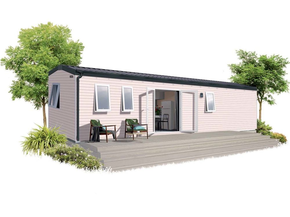 IRM AQUA 4 – 2022 – Mobil home Neuf – Gamme Locative – 4 chambres – Collection 2022