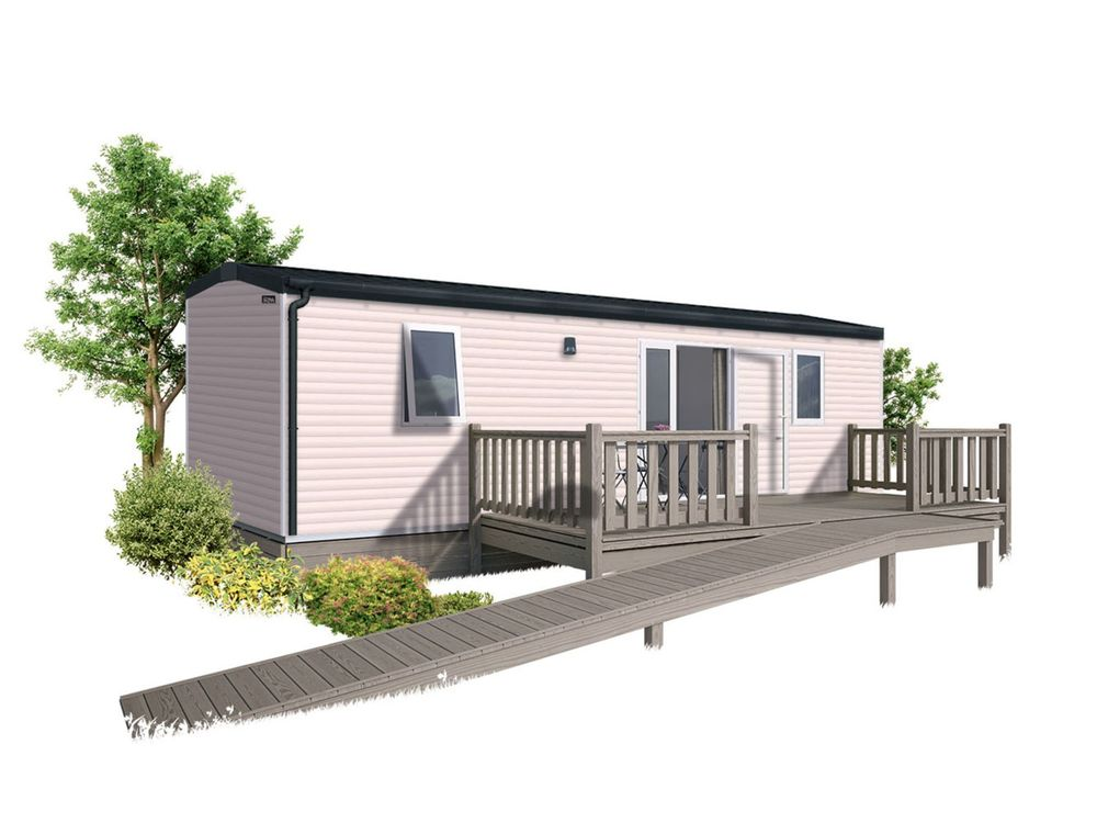 IRM LIFE – 2022 – MOBIL HOME NEUF – 2 Chambres – PMR – Collection 2022