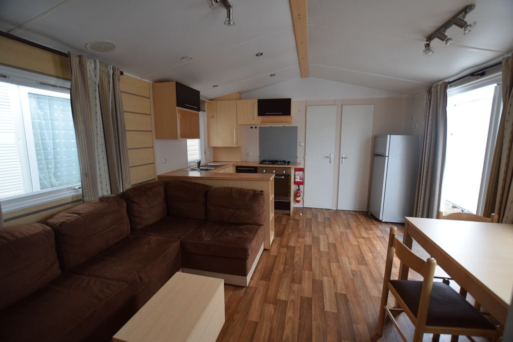 IRM CASITA - 2008 - Mobil home d'Occasion - 12 500€ - Zen Mobil homes