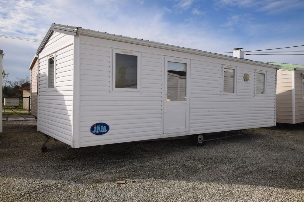 IRM TITANIA - 2004 - Mobil home d'Occasion - 4 500€ - Zen Mobil homes
