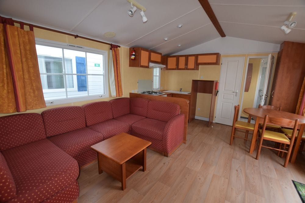 IRM RUBIS 3 - 2004 - Mobil homes d'Occasion - 9 500€ - Zen Mobil home