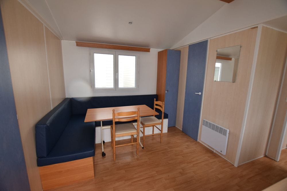 O'Hara 7.24 - 2002 - Mobil home D'Occasion - 5 500€ - Zen Mobil homes