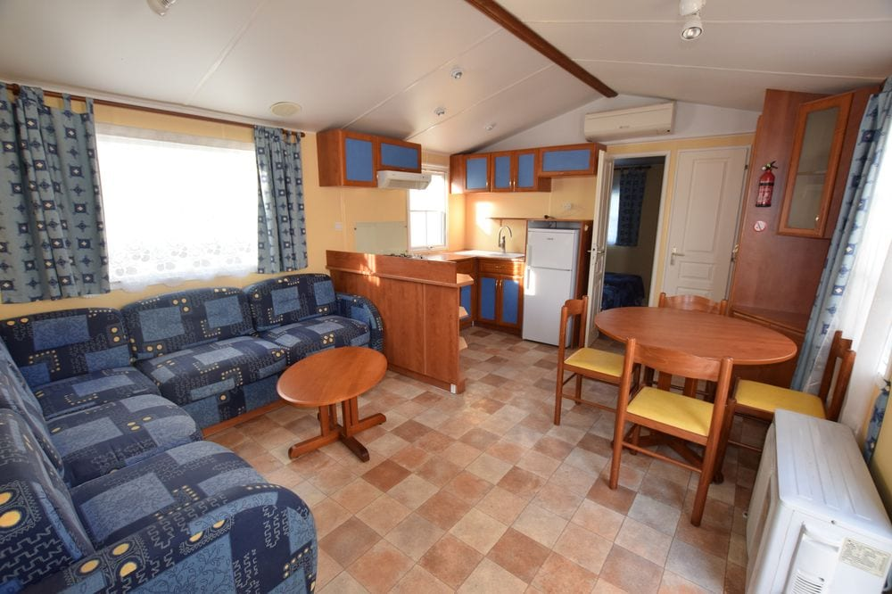 IRM RUBIS 2 - 2004 - Mobil home d'Occasion - 11 500€ - Zen Mobil home