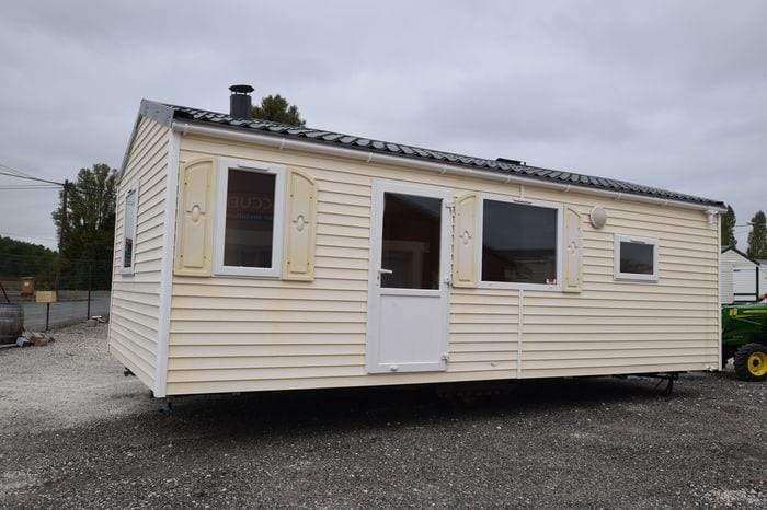Rapidhome Captain 75 - 2005 - Mobilhome d'oc - 5 500€ - Zen Mobil home