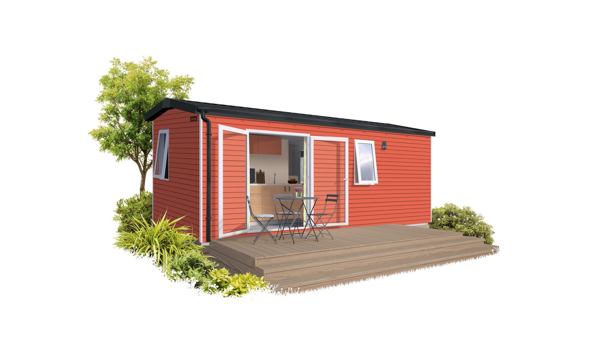 IRM SUPER VENUS - Mobil home neuf - locatif - Zen Mobil homes