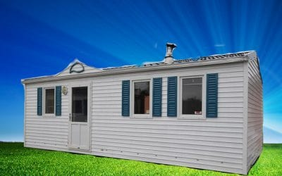 O'Hara 7.24 – 2002 – Mobil home D'Occasion – 5 500€ – 2 Chambres