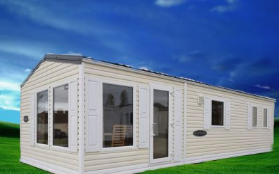 BK EXPRESSION – 2007 – Mobil home D'Occasion – 13 000€ – 2 Chambres