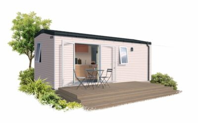 Irm Super Venus Riviera – Mobil home neuf – Gamme Locative – 2 Chambres – Collection 2022