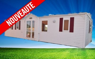 IRM CALLISTA – 2006 – Mobil home D'occasion – 14 500€ – 2 Chambres