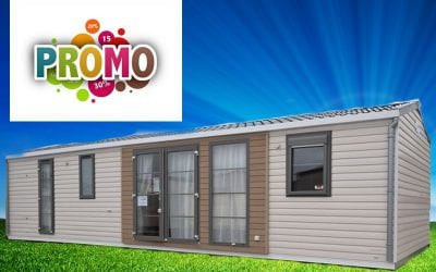 Irm Long Island 2 – 2019 – Mobil home Neuf – 36 900€ – 2 Chambres