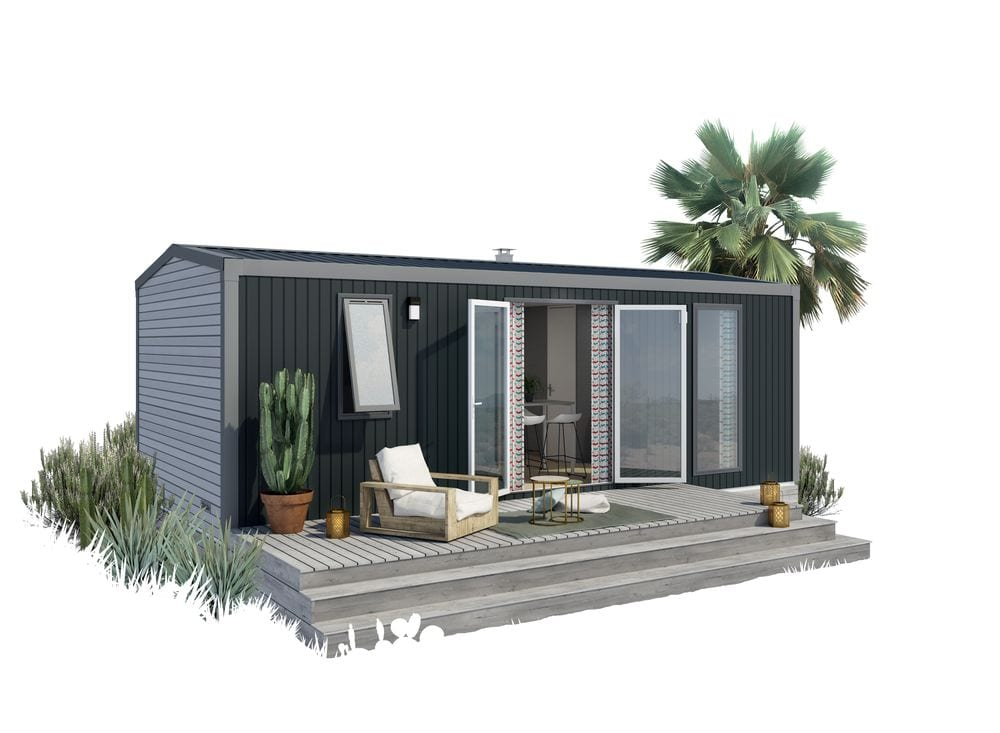 OHARA 804 2CH – 2021 – Mobil home Neuf – 2 Chambres – Collection 2021