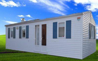 Ridorev Ibiza – 2009 – Mobil home d'Occasion – 9 000€ – 2 Chambres