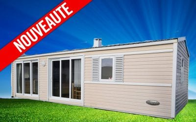 IRM RIVIERA 3 – 2008 – Mobil home d'Occasion – 12 800€ – 3 Chambres