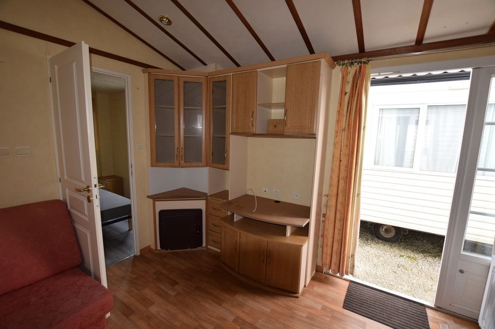 Irm Emeraude - 2003 - Mobil home d'Occasion - 7 500€ - Zen Mobil homes