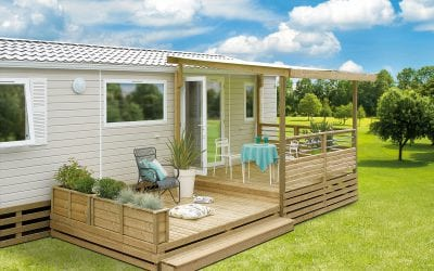 Terrasse Zenconfort – 7.50×2.50m/4.50m – Semi couv – 28mm – Collection 2019 – 3 671€