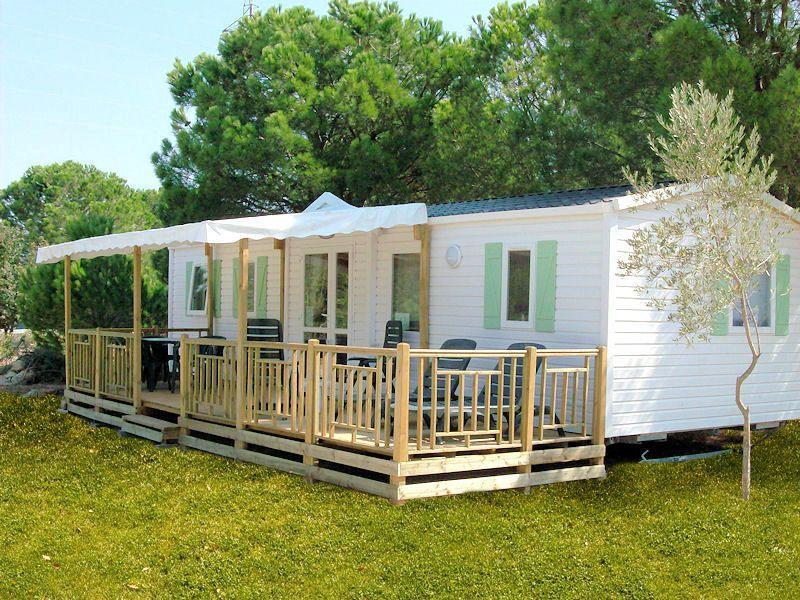 Terrasse Zenconfort - 6x2.50m/4.50m - 3 134€ - Zen Mobil homes