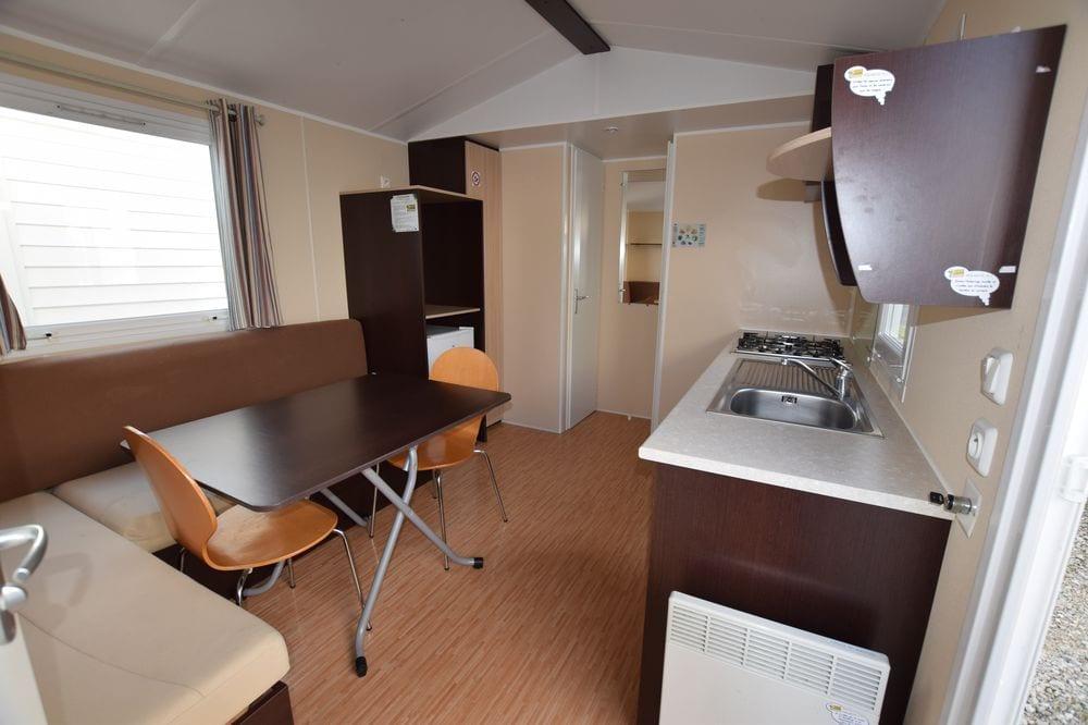 Trigano Evo 25 - 2011 - Mobil home d'Occasion - 9 100€ - Zen Mobil home