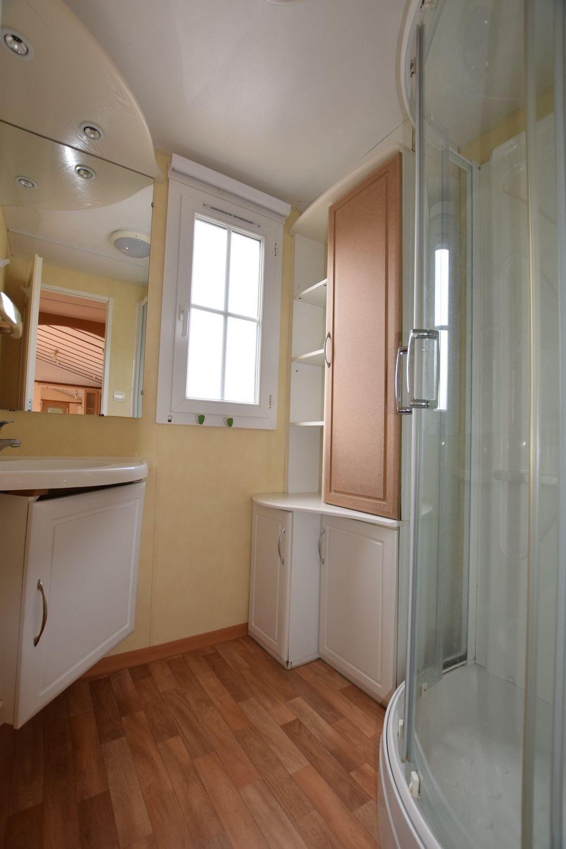 Irm Emeraude - 2003 - Mobil home d'Occasion - 9 000€ - Zen Mobil homes