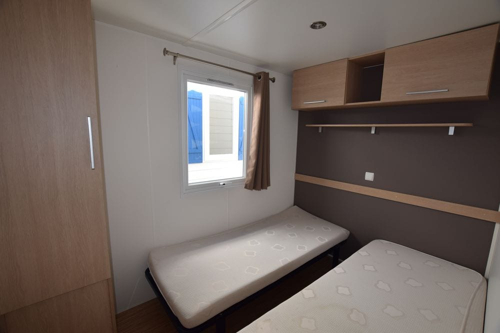 Trigano Evo 33 - 2016 - Mobil home occasion - 11 100€ - Zen Mobil home