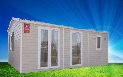 Trigano Evo 29 – 2017 – Mobil home d'Occasion – 10 300€ – 2 chambres