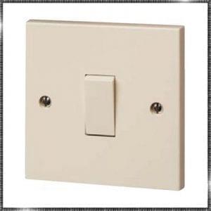 interrupteur simple - B275 – pièce détachée – Zen Mobil homes