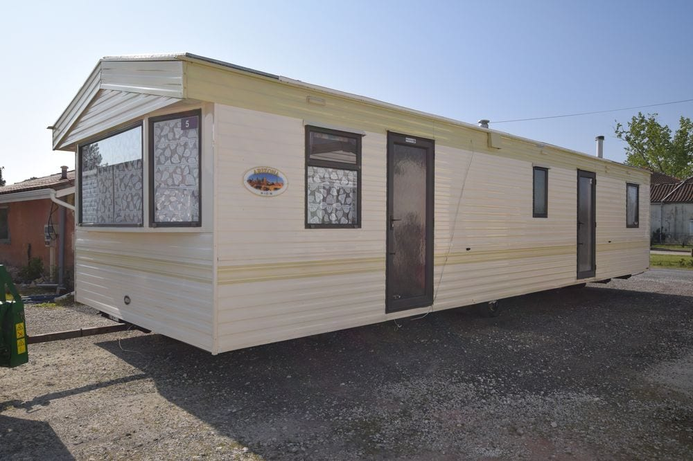 Abi Arizona - 2004 - Mobil home d'occasion - 7 500€ - Zen Mobil homes