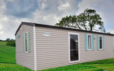 Ohara Life PMR – 2009 – Mobil home d'occasion – 9 800€ – 2 Chambres