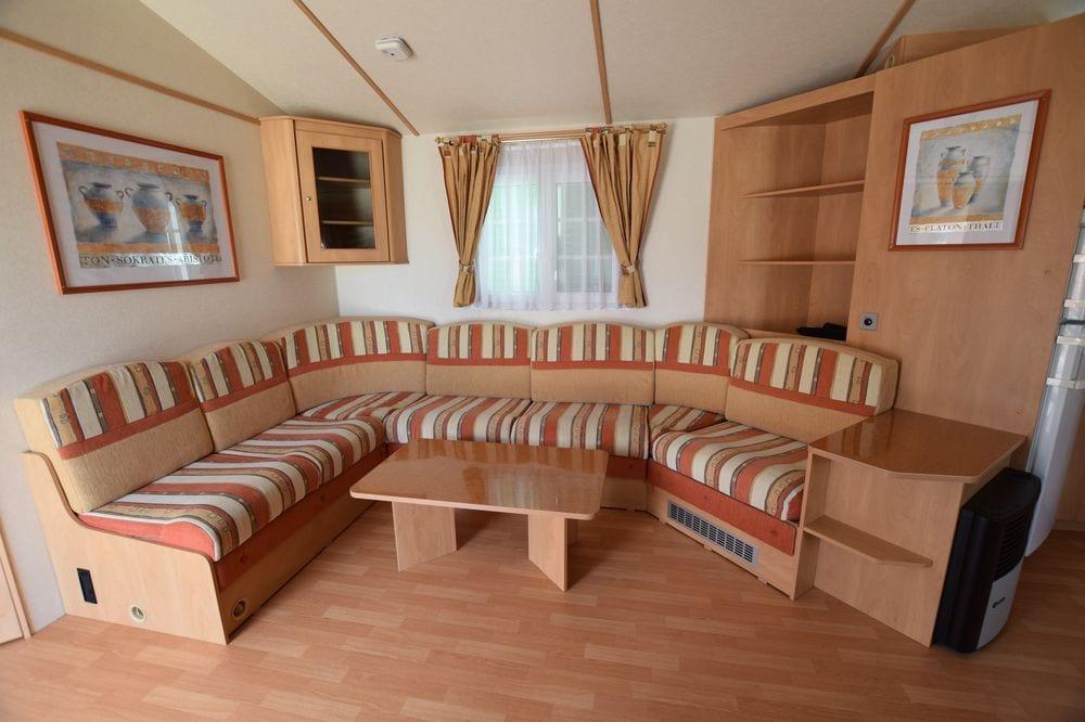 Burstner Villa Provencal - 2003 - Mobil home d'occasion - Zen Mobil home