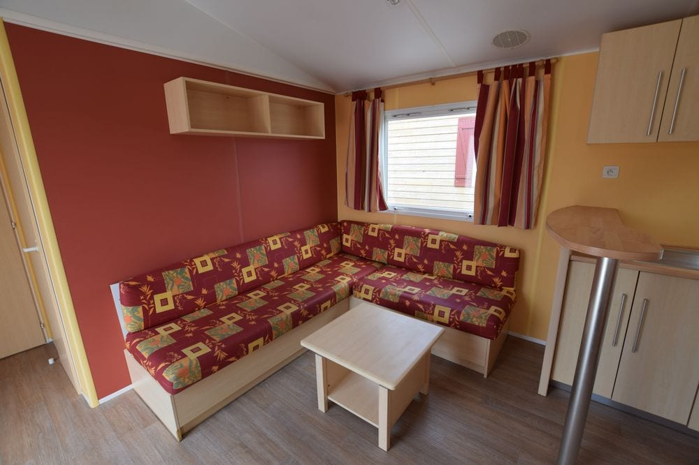 Irm Sup Titania - 2005 - Mobil home d'occasion - 7 500€ - Zen Mobil home