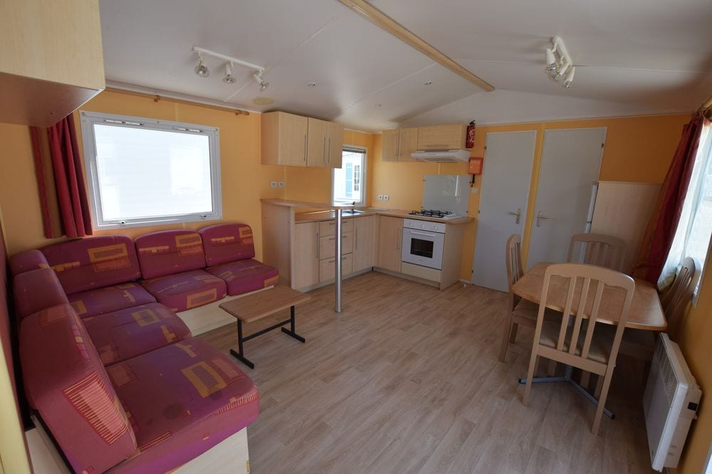 Irm Galaxie - 2005 - Mobil home d'occasion - 9 500€ - Zn Mobil home