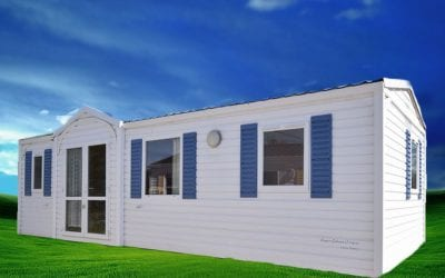 Irm Galaxie confort – 2005 – Mobil home d'occasion – 9 500€ – 2 chambres – NOUVEAUTE