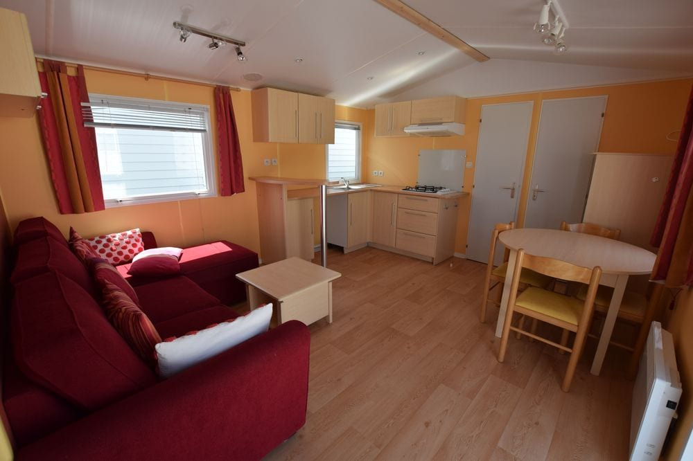 Irm Galaxie confort - 2005 - Mobil home d'occ - 8 000€ - Zen Mobil homes