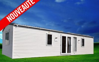 Victory Liberté 2 – 2010 – Mobil home d'occasion – 14 500€ – 2 chambres – NOUVEAUTE