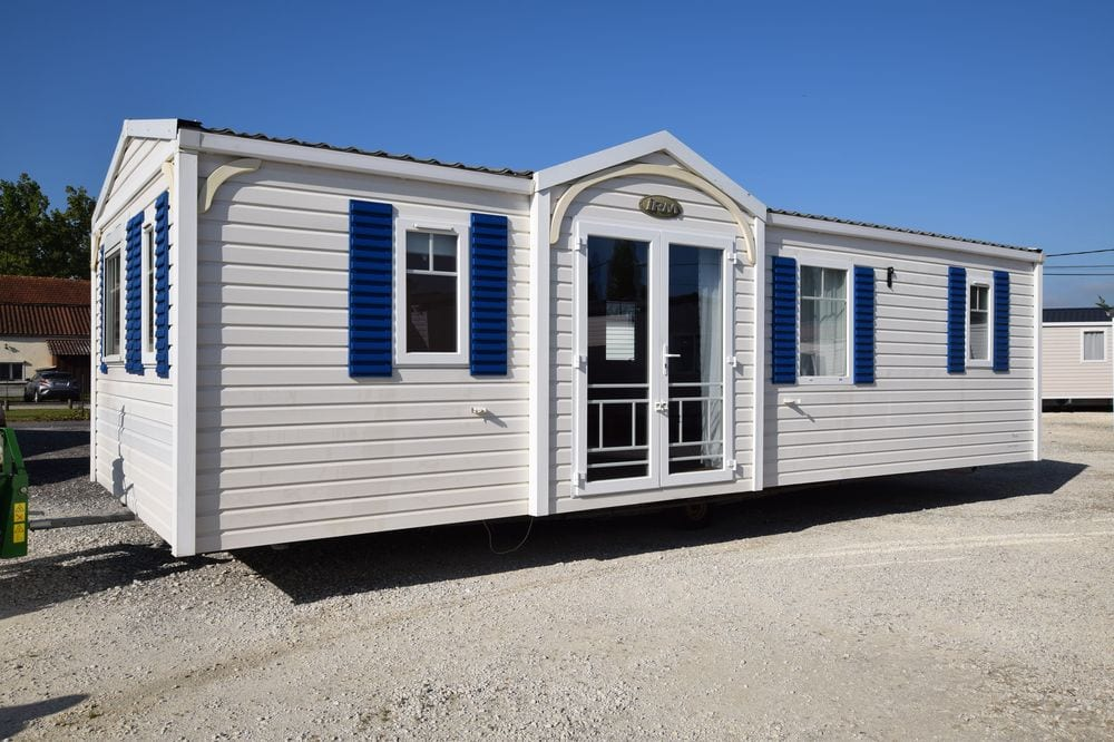 Irm Rubis - 2005 - Mobil home d'occasion - 11 000€ - Zen Mobil homes