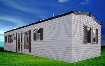 Cosalt Cascade – 2006 – Mobil home d'occasion – 11 500€ – 3 chambres – NOUVEAUTE