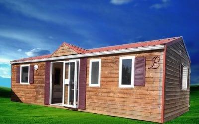 Louisiane Tamaris – 2011 – Mobil home d'occasion – 11 000€ – 3 Chambres – NOUVEAUTE