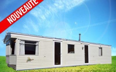 Atlas Everglade – 2002 – Mobil home d'occasion – 5 500€ – 3 chambres – NOUVEAUTE