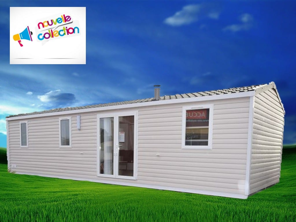 Irm Capucine 2 – 2020 – Mobil home Neuf – 29 900€ – 2 Chambres